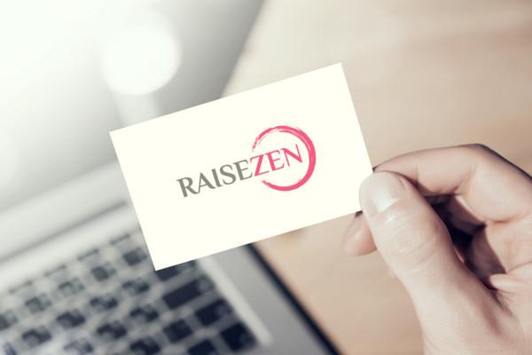 Sample branding #1 for Raisezen
