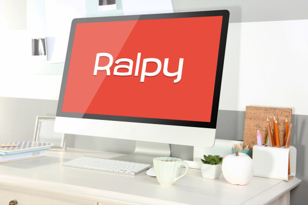 Sample branding #3 for Ralpy