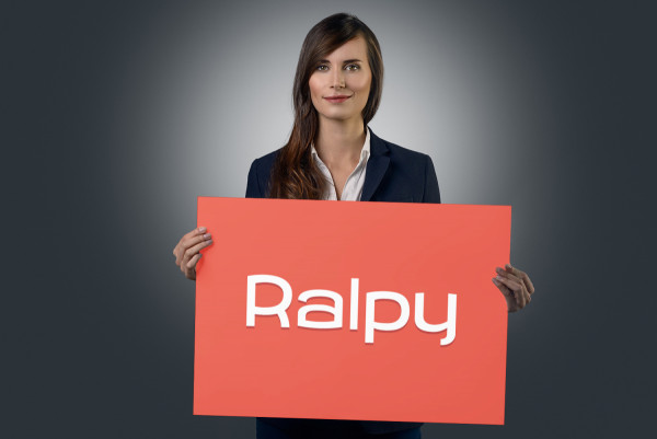 Sample branding #1 for Ralpy