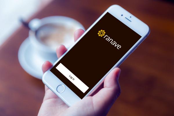 Sample branding #2 for Ranave