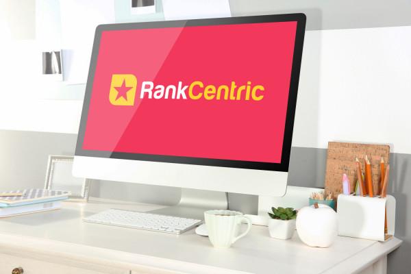 Sample branding #3 for Rankcentric