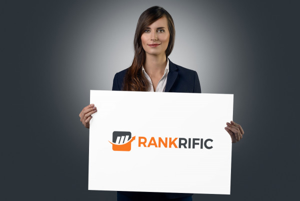Sample branding #3 for Rankrific