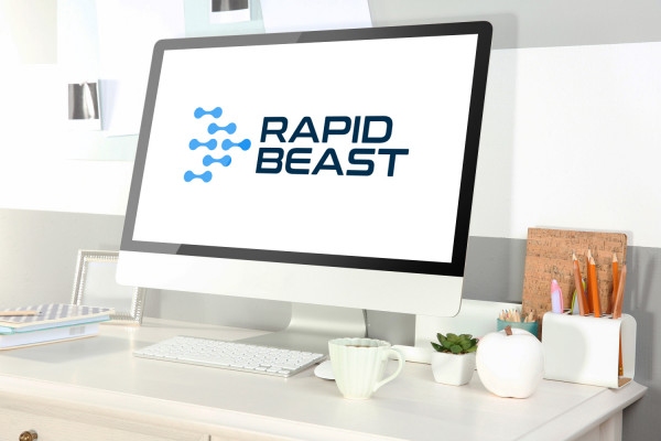 Sample branding #2 for Rapidbeast