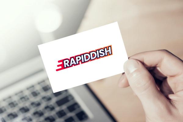Sample branding #2 for Rapiddish