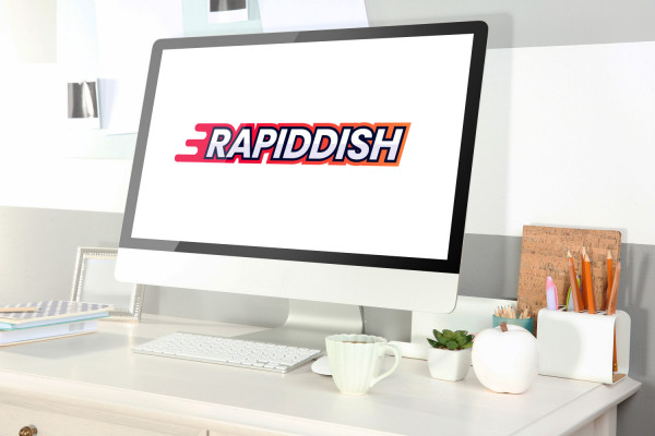 Sample branding #3 for Rapiddish