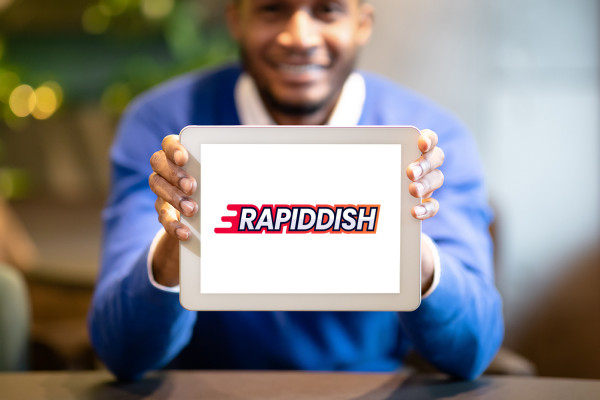 Sample branding #2 for Rapiddish