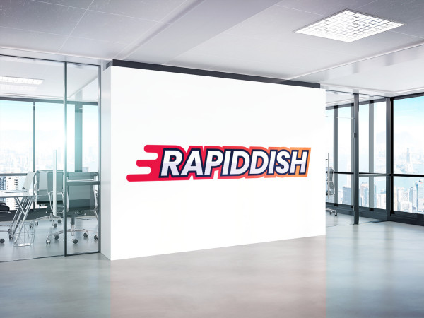 Sample branding #1 for Rapiddish