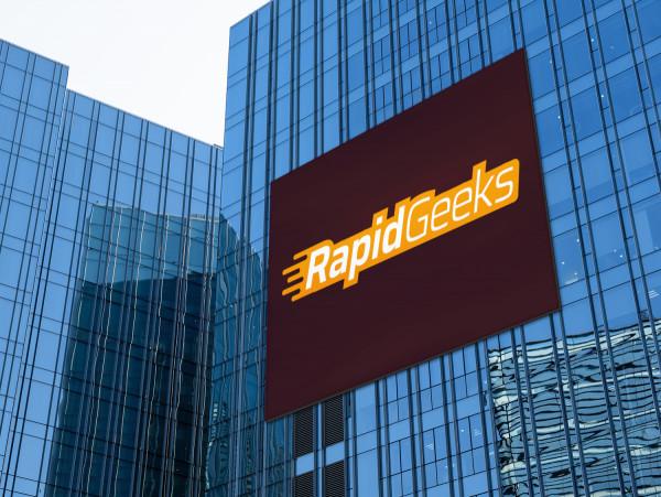 Sample branding #3 for Rapidgeeks
