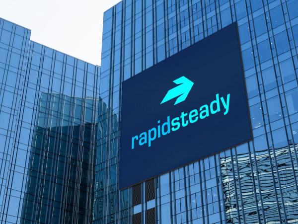 Sample branding #2 for Rapidsteady