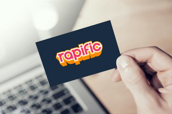 Sample branding #1 for Rapific