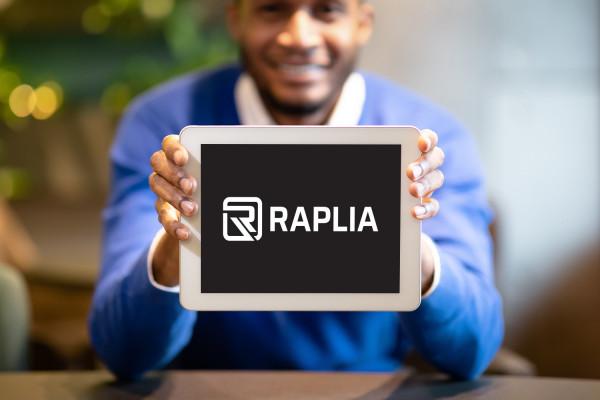 Sample branding #1 for Raplia
