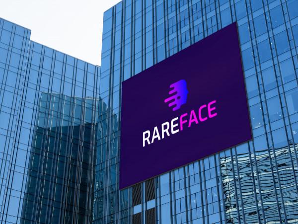 Sample branding #3 for Rareface