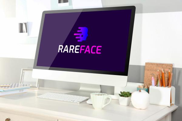 Sample branding #1 for Rareface