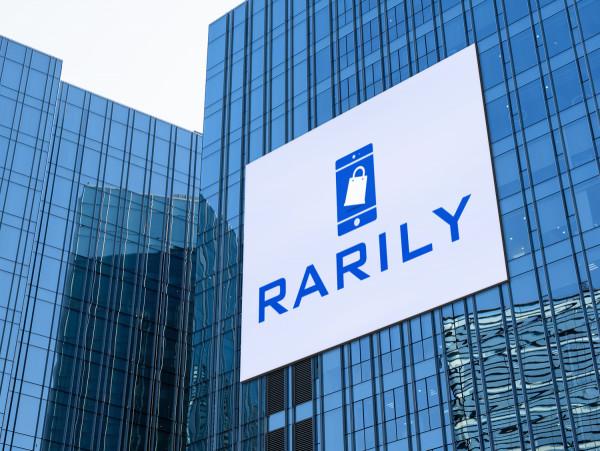 Sample branding #2 for Rarily