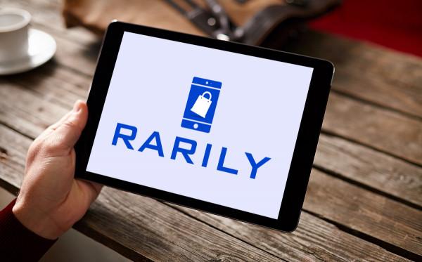 Sample branding #1 for Rarily