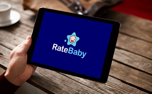Sample branding #2 for Ratebaby