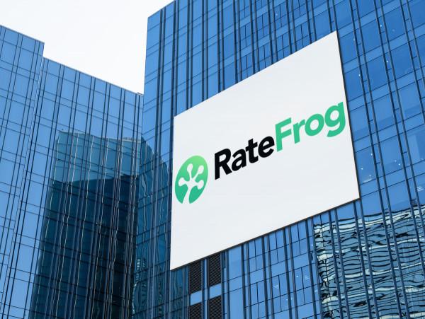 Sample branding #2 for Ratefrog