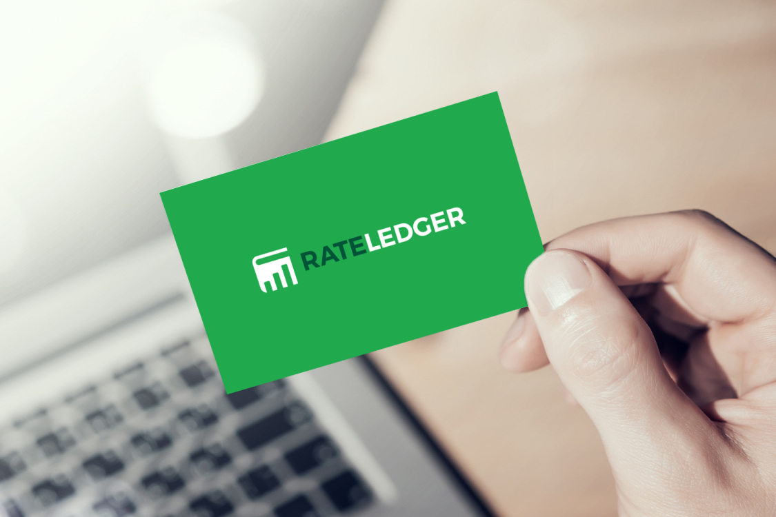Sample branding #2 for Rateledger