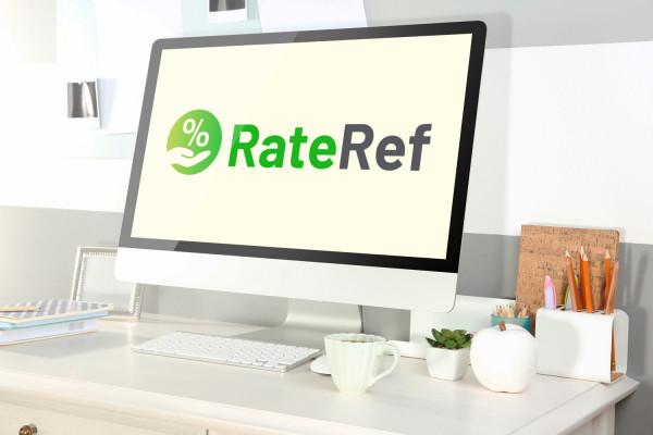 Sample branding #1 for Rateref