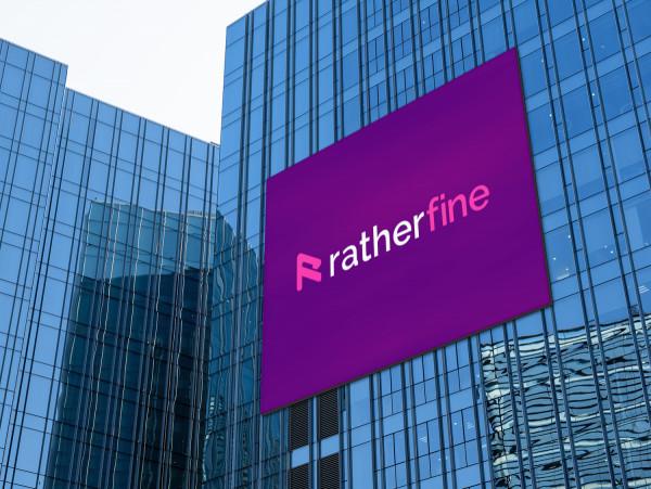 Sample branding #2 for Ratherfine