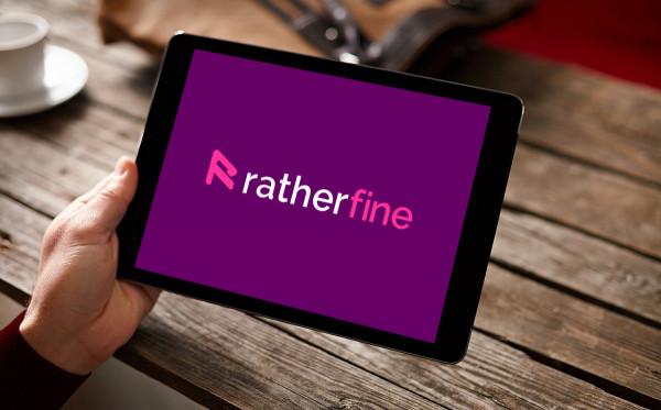Sample branding #1 for Ratherfine