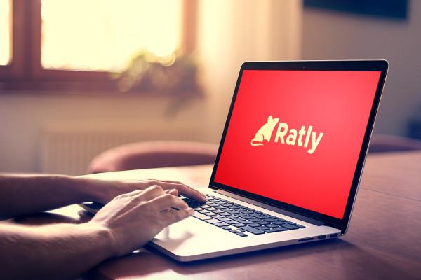 Sample branding #2 for Ratly