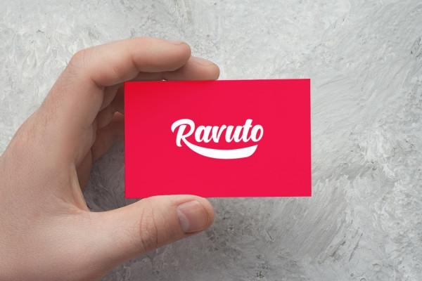 Sample branding #1 for Ravuto
