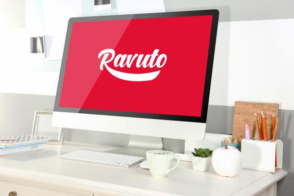 Sample branding #2 for Ravuto