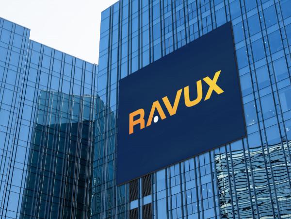 Sample branding #1 for Ravux