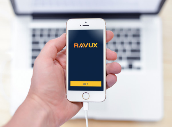 Sample branding #2 for Ravux