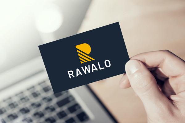 Sample branding #1 for Rawalo