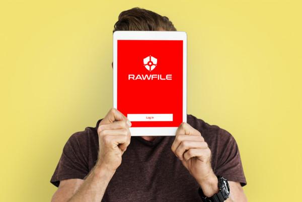 Sample branding #2 for Rawfile