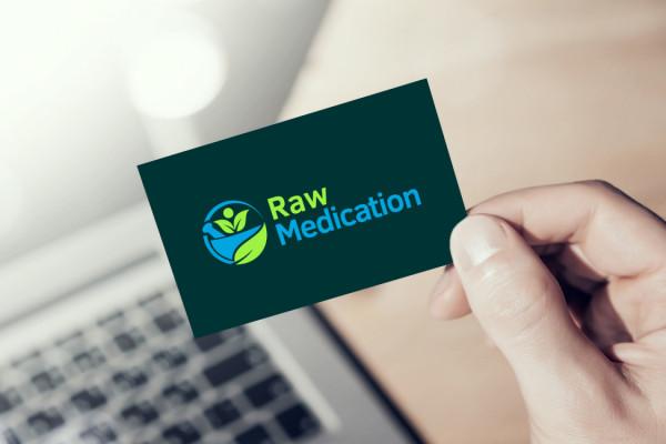 Sample branding #1 for Rawmedication