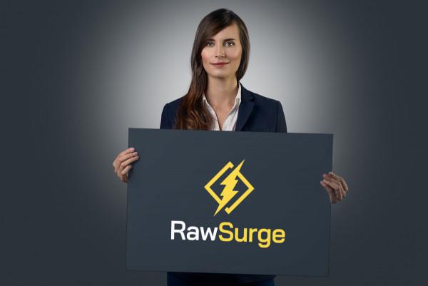 Sample branding #1 for Rawsurge