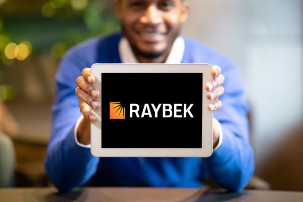 Sample branding #2 for Raybek