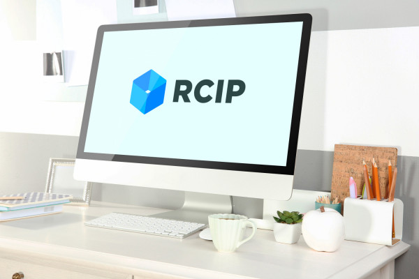 Sample branding #3 for Rcip