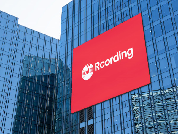 Sample branding #1 for Rcording