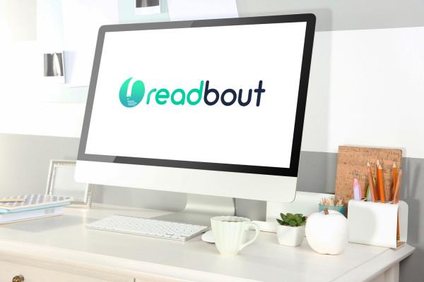 Sample branding #3 for Readbout