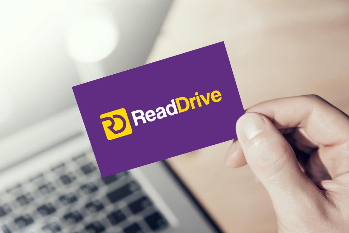 Sample branding #1 for Readdrive