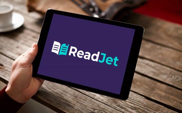 Sample branding #1 for Readjet