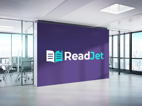 Sample branding #2 for Readjet