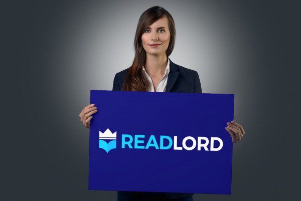 Sample branding #2 for Readlord