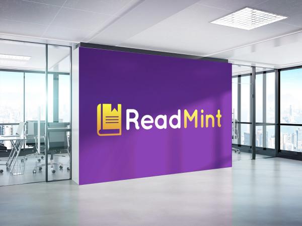 Sample branding #3 for Readmint