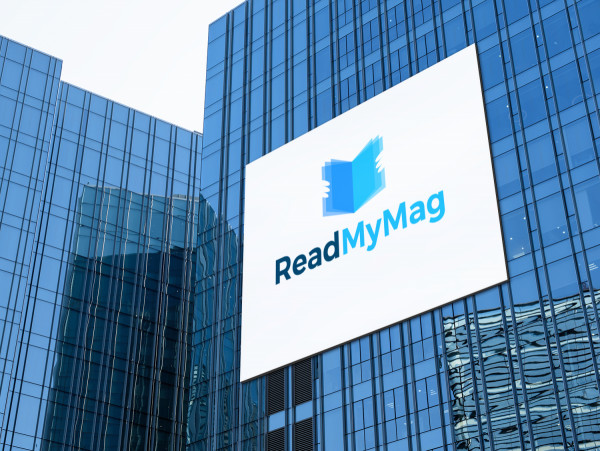 Sample branding #3 for Readmymag