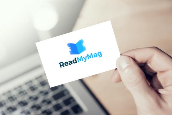 Sample branding #3 for Readmymag