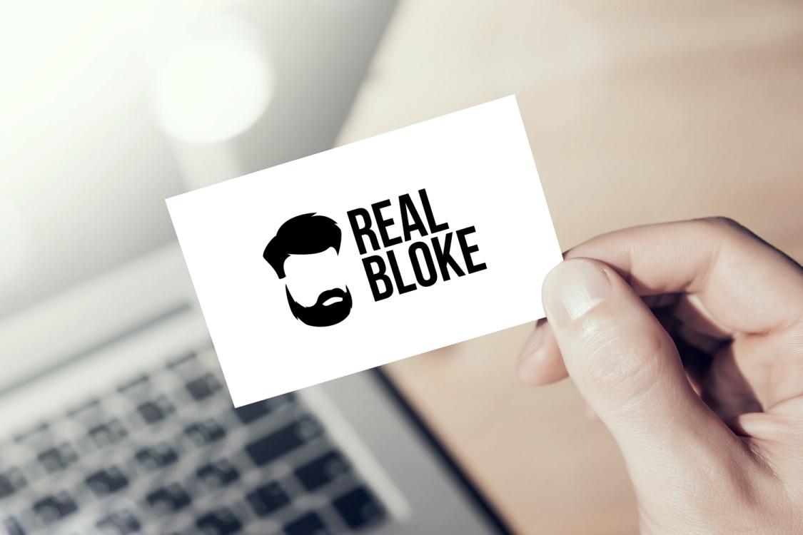 Sample branding #2 for Realbloke