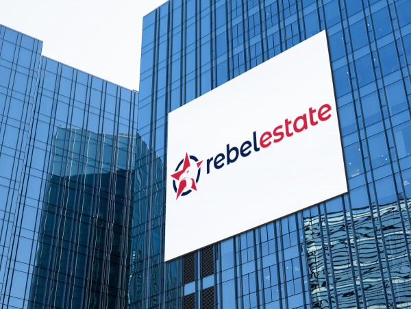 Sample branding #1 for Rebelestate