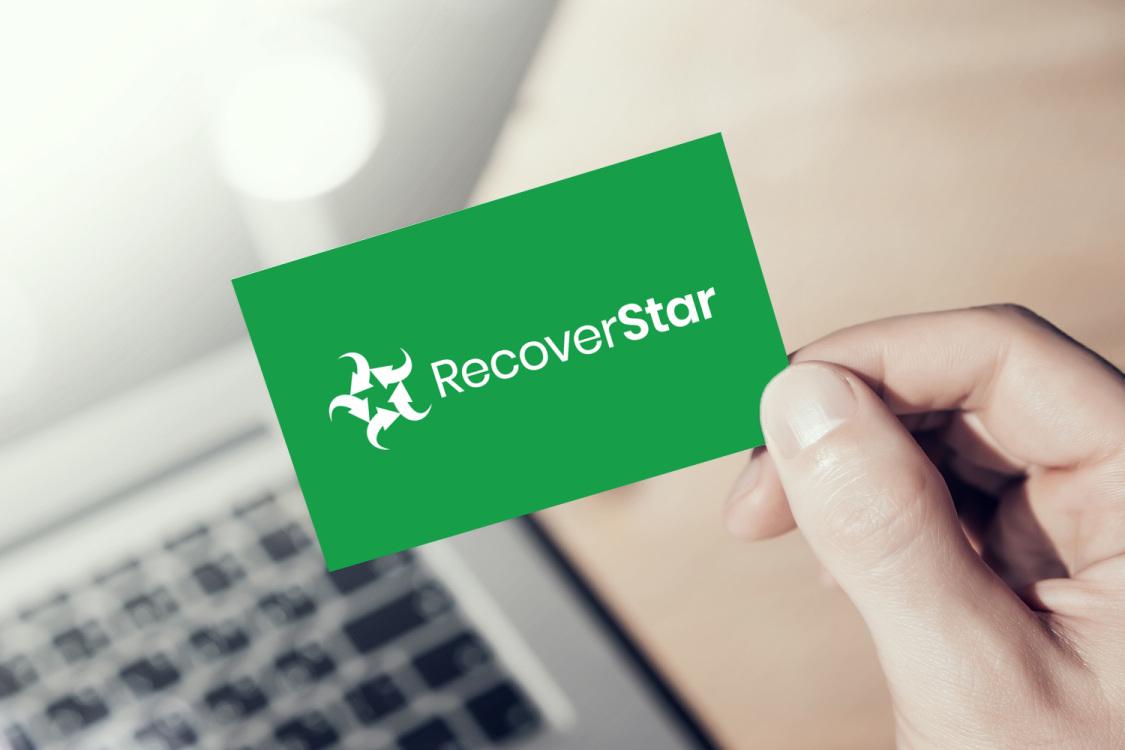 Sample branding #2 for Recoverstar