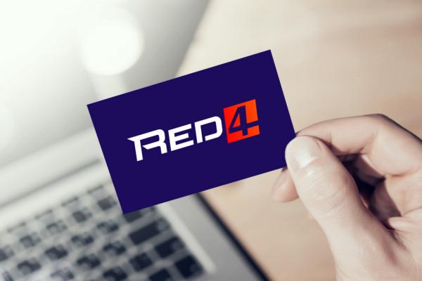 Sample branding #3 for Red4
