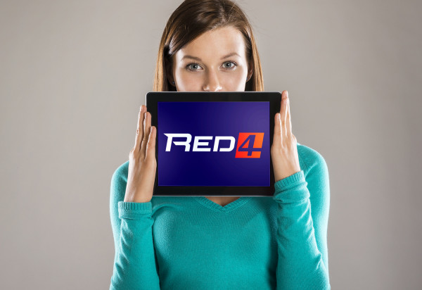 Sample branding #2 for Red4